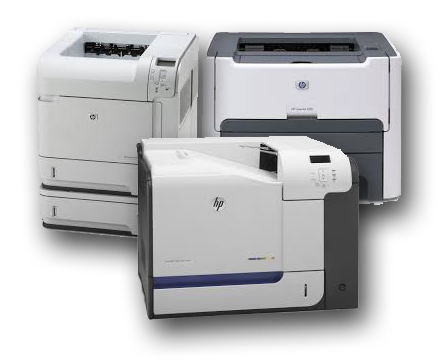 HP Laser printer repair