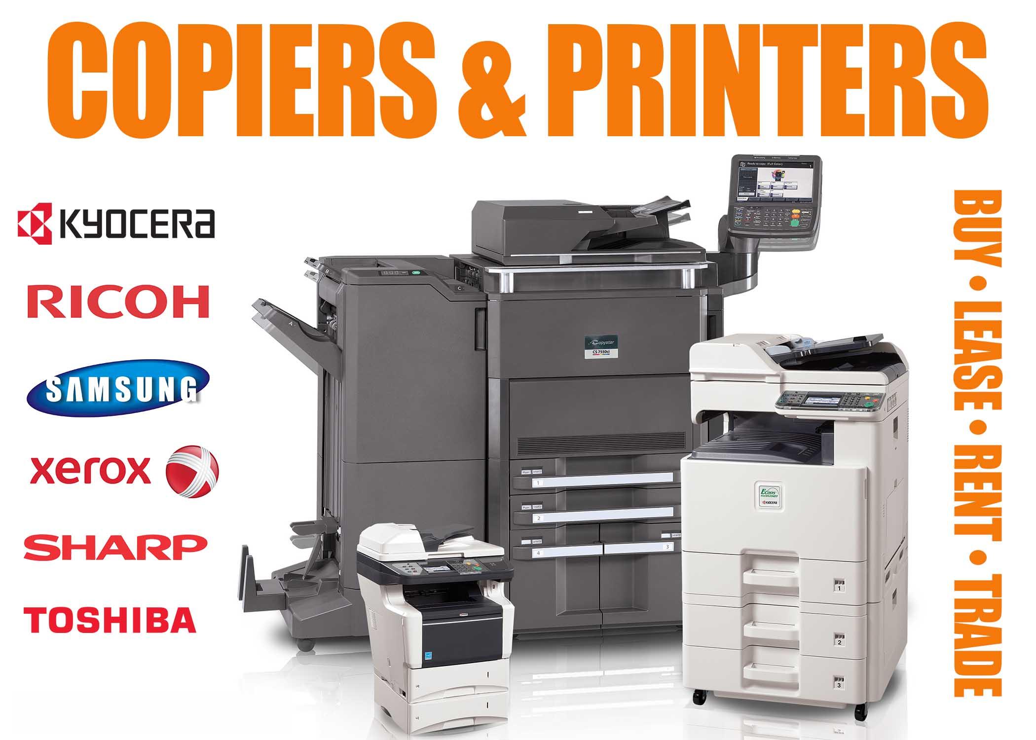 COPIERS & PRINTERS USA