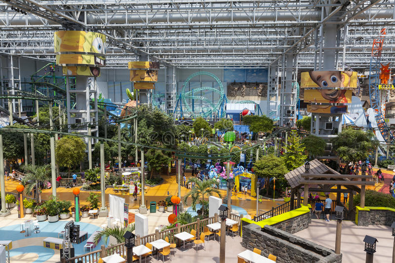 amusement-park-mall-america-bloomington-mn-enterteinment