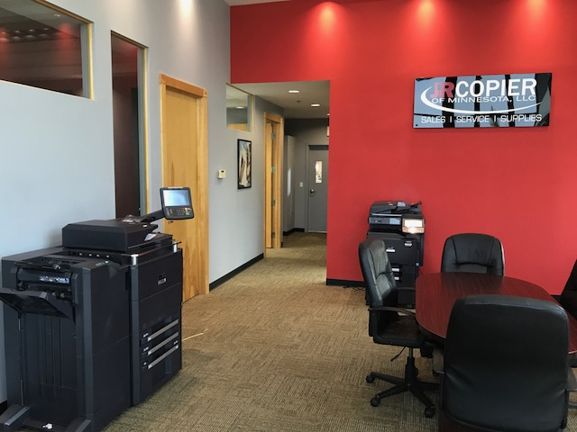 JR copier of Minnesota Maple Grove MN